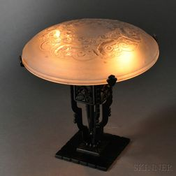 Muller Freres Table Lamp