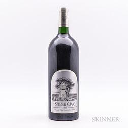 Silver Oak Alexander Valley Cabernet Sauvignon 2012, 1 magnum