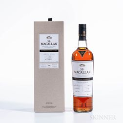 Macallan Exceptional Single Cask 16 Years Old 2002, 1 750ml bottle (oc)