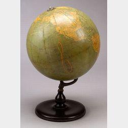 12-inch Terrestrial Globe by Barowe Inc.