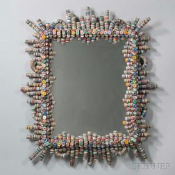 Rick Ladd Bottle Cap Mirror