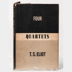 Eliot, T.S. (1888-1965) Four Quartets.