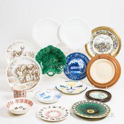Twenty-eight Wedgwood Ceramic Items