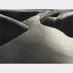 Karin Rosenthal (American, b. 1945)      Belly Landscape