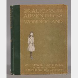 (Illustrators), Rackham, Arthur (1867-1939) and Dodgson, Charles (1832-1898)