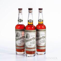 Kentucky Owl Rye 11 Years Old, 3 750ml bottles