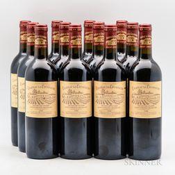 Chateau La Couspaude 1998, 12 bottles