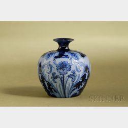 Moorcroft Florian Ware Bud Vase