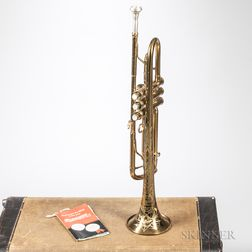 Trumpet, Buescher True Tone Aristrocrat, Elkhart