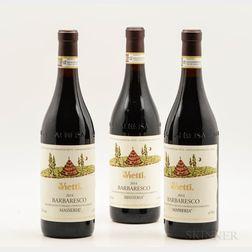 Vietti Barbaresco Masseria 2014, 3 bottles