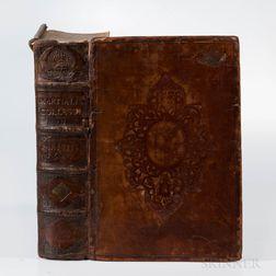 Martial (c. 102-38 AD) Epigrammatum Libros XV.