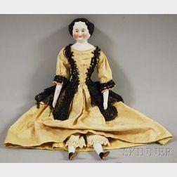 China Head Doll
