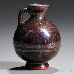 Leon Castel Pottery Ewer