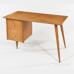 Paul McCobb Planner Group Maple Desk