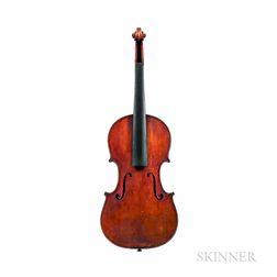 American Violin, Robert Robinson, Portland, 1931