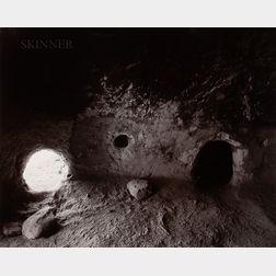 Linda Connor (American, b. 1944)      Pre-historic Cave, Tsankawee   [sic  ], New Mexico