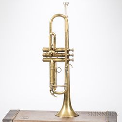Trumpet, C.G. Conn, Elkhart