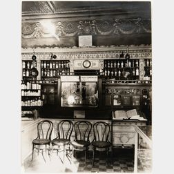 Eugène Atget (French, 1857-1927)      Pharmacy Interior, Paris