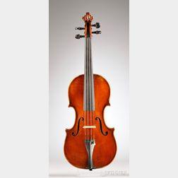 Italian Violin, Enrico Marchetti, Turin, 1912