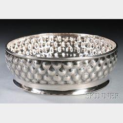 Henry Petzal Silversmith (1906-2002) Bowl