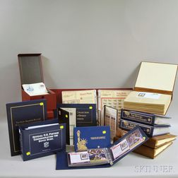 Large Group of Commemorative Stamps and First Day Covers