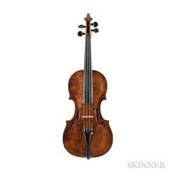 German Violin, Klotz School, c. 1750