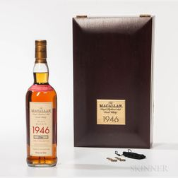 Macallan Select Reserve 52 Years Old 1946, 1 750ml bottle (pc)