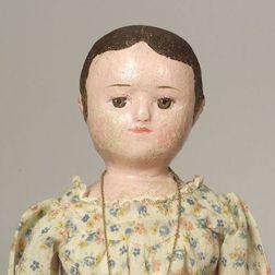 Izannah Walker Cloth Doll