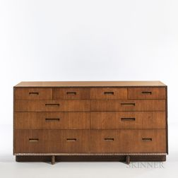 Frank Lloyd Wright for Henredon Taliesin Low Chest of Drawers