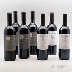 Mixed Piedmont Wines, 7 bottles