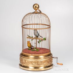 Large Two-bird Singing Automaton