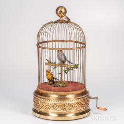 Large Two-bird Singing Automaton