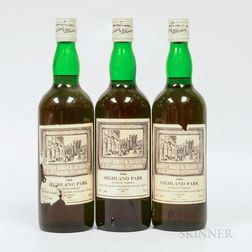Highland Park 1966, 3 750ml bottles Spirits cannot be shipped. Please see http://bit.ly/sk-spirits for more info.