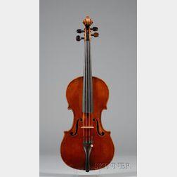 Italian Violin, Romeo Antoniazzi, Milan, c. 1900
