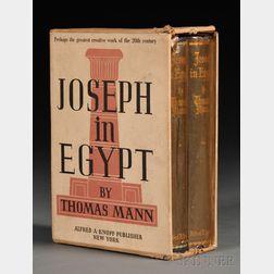 Mann, Thomas (1875-1955)