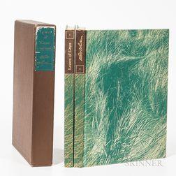 Whitman, Walt (1819-1892) and Edward Weston (1886-1958) Leaves of Grass.