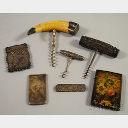Small Group of Miscellaneous Accessories