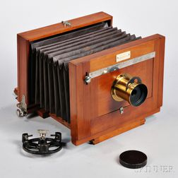 "Rochester Optical ""New Model View"" 5 x 8-inch Camera"