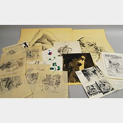 Collection of 20th Century Drawings