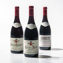 Armand Rousseau, 3 bottles