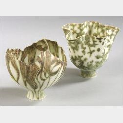 Two Porcelain Vessels