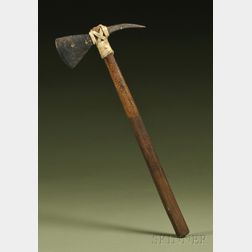 "Historic ""Bonaventure Hatchet,"""