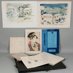 Group of Assorted Prints, Engravings, and Lithographs