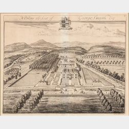 Kip, Johannes (1653-1722) Nibley, the Seat of George Smyth Esq[uire]