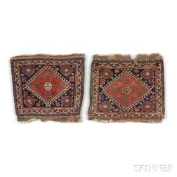 Pair of Luri Bagfaces