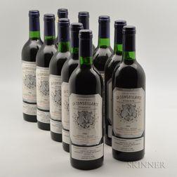 Chateau La Conseillante 1982, 10 bottles