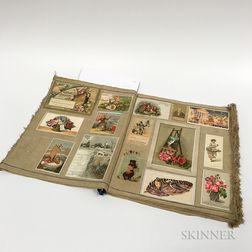 Victorian Ephemera Scrapbook
