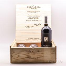 Parallel Cabernet Sauvignon Estate 2006, 3 bottles (owc)