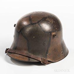 Imperial German Model 1916 Camouflage Helmet