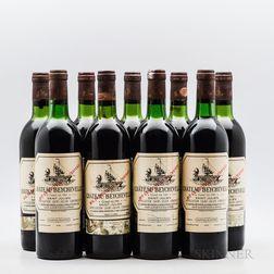 Chateau Beychevelle, 9 bottles